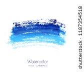 vector marina  navy blue ... | Shutterstock .eps vector #1187354518