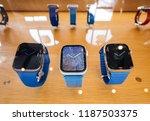 strasbourg  france   sep 21 ... | Shutterstock . vector #1187503375