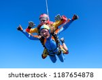 Skydiving. Tandem Jump....