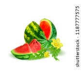fresh  nutritious and tasty... | Shutterstock .eps vector #1187777575