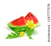 fresh  nutritious and tasty... | Shutterstock .eps vector #1187777578