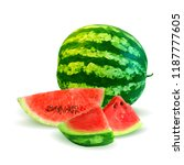 fresh  nutritious and tasty... | Shutterstock .eps vector #1187777605