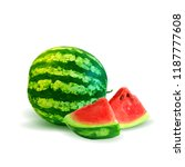 fresh  nutritious and tasty... | Shutterstock .eps vector #1187777608
