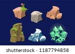 stones and rocks set  user...
