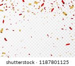 celebration background template ... | Shutterstock .eps vector #1187801125