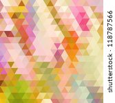 abstract pattern. vector... | Shutterstock .eps vector #118787566