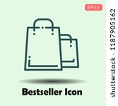 modern gift outline icon use...