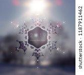 vector festive template of... | Shutterstock .eps vector #1187911462