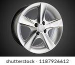 alloy wheel or rim of car   Shutterstock . vector #1187926612