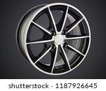 alloy wheel or rim of car   Shutterstock . vector #1187926645