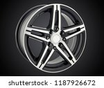 alloy wheel or rim of car   Shutterstock . vector #1187926672