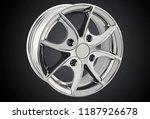 alloy wheel or rim of car   Shutterstock . vector #1187926678