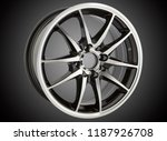 alloy wheel or rim of car   Shutterstock . vector #1187926708