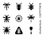 pest and insect control icon... | Shutterstock .eps vector #1187975878