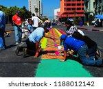 ciudad de guatemala  guatemala  ... | Shutterstock . vector #1188012142
