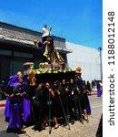 ciudad de guatemala  guatemala  ... | Shutterstock . vector #1188012148