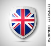 protected guard shield united...   Shutterstock .eps vector #1188021388