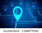 2d  rendering travel and... | Shutterstock . vector #1188079282