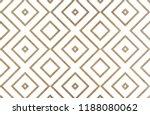 watercolor geometrical pattern... | Shutterstock . vector #1188080062