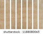 watercolor khaki striped... | Shutterstock . vector #1188080065