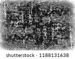 grunge background black and... | Shutterstock . vector #1188131638