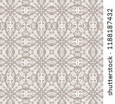 orient vector classic pattern....   Shutterstock .eps vector #1188187432