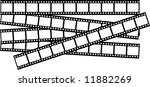 film on a white | Shutterstock .eps vector #11882269