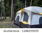 madison campground at... | Shutterstock . vector #1188255055