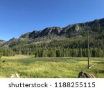 view from madison campground at ... | Shutterstock . vector #1188255115