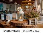 Beautiful Stylish Autumn Table...