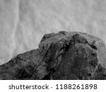 the cracks and veins of a rock  ... | Shutterstock . vector #1188261898