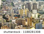 aerial view of the botafogo...   Shutterstock . vector #1188281308