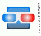 google glasses icon. google...