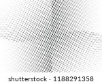 abstract halftone wave dotted... | Shutterstock .eps vector #1188291358