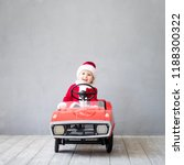 happy child having fun on... | Shutterstock . vector #1188300322
