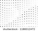 abstract halftone wave dotted... | Shutterstock .eps vector #1188312472