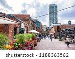 toronto  canada   august 24 ... | Shutterstock . vector #1188363562
