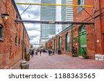 toronto  canada   august 24 ... | Shutterstock . vector #1188363565