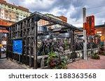 toronto  canada   august 24 ... | Shutterstock . vector #1188363568