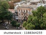 odessa  ukraine   sep. 09  2018 ...   Shutterstock . vector #1188364255