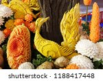 Fruits Carving   Beautiful Tha...