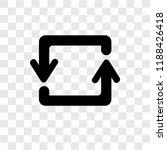 counter arrow vector icon...