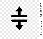 split vertical vector icon...