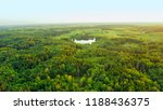 air scape from balloon  view of ... | Shutterstock . vector #1188436375