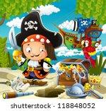 The Pirates  Treasure Hunt  ...