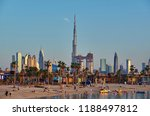 dubai   march 26  2018  dubai... | Shutterstock . vector #1188497812