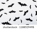 halloween and decoration... | Shutterstock . vector #1188529498