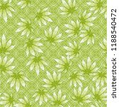 seamless camouflage made from... | Shutterstock .eps vector #1188540472