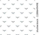 american dream pattern seamless ... | Shutterstock . vector #1188649498