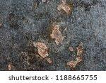 rusty metal texture | Shutterstock . vector #1188665755